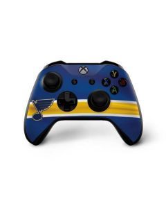 St. Louis Blues Jersey Xbox One X Controller Skin