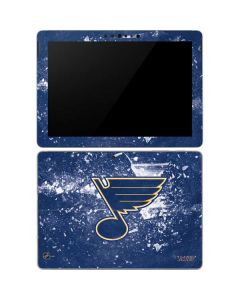 St. Louis Blues Frozen Surface Go Skin