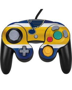St. Louis Blues Jersey Nintendo GameCube Controller Skin