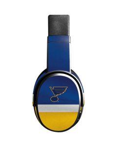 St. Louis Blues Jersey Skullcandy Crusher Wireless Skin