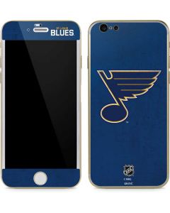 St. Louis Blues Distressed iPhone 6/6s Skin