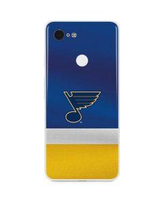 St. Louis Blues Jersey Google Pixel 3 Skin