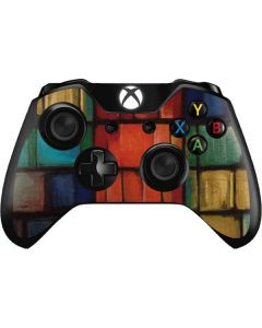 Stained Glass Xbox One Controller Skin