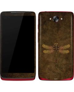 Steampunk & Gear Dragonfly Motorola Droid Skin