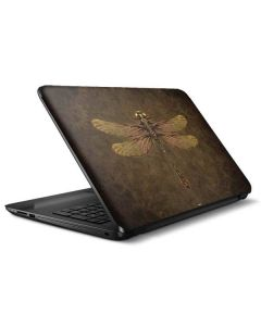 Steampunk & Gear Dragonfly HP Notebook Skin