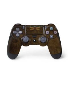 Steampunk & Gear Dragonfly PS4 Pro/Slim Controller Skin
