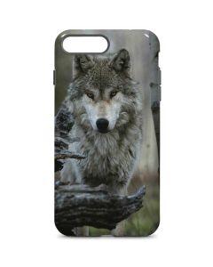 Stoic Gray Wolf iPhone 7 Plus Pro Case