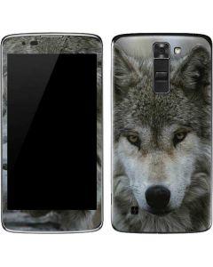 Stoic Gray Wolf K7/Tribute 5 Skin