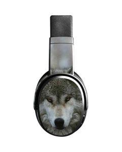 Stoic Gray Wolf Skullcandy Crusher Wireless Skin