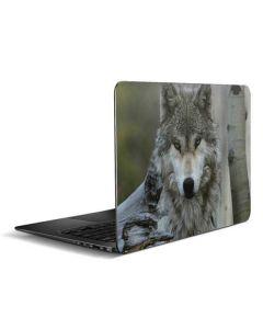 Stoic Gray Wolf Zenbook UX305FA 13.3in Skin