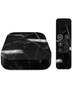 Stone Black Apple TV Skin