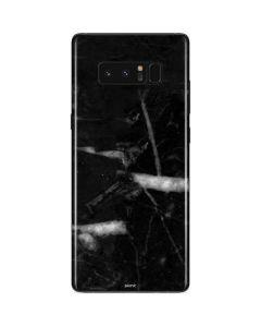Stone Black Galaxy Note 8 Skin