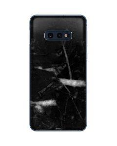 Stone Black Galaxy S10e Skin