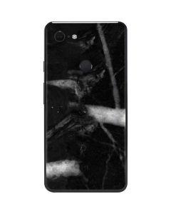 Stone Black Google Pixel 3 XL Skin