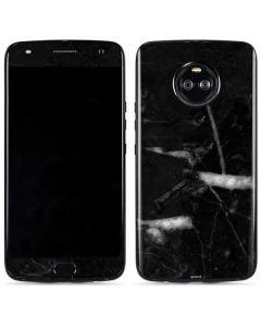 Stone Black Moto X4 Skin