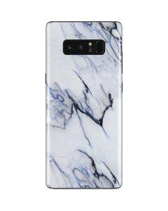 Stone Blue Galaxy Note 8 Skin