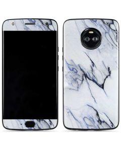 Stone Blue Moto X4 Skin