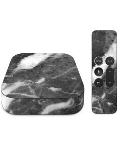 Stone Grey Apple TV Skin