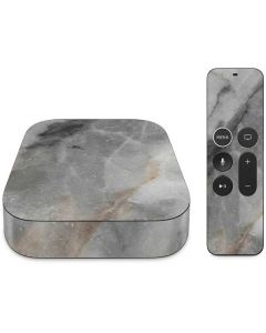 Stone Taupe Apple TV Skin