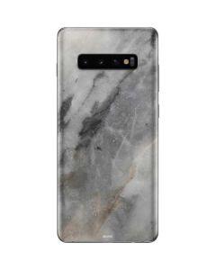 Stone Taupe Galaxy S10 Plus Skin