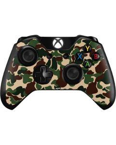 Street Camo Xbox One Controller Skin