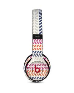 Striped Chevron Beats Solo 3 Wireless Skin