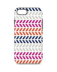 Striped Chevron iPhone 8 Pro Case