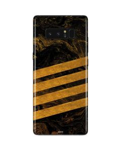 Striped Marble Galaxy Note 8 Skin