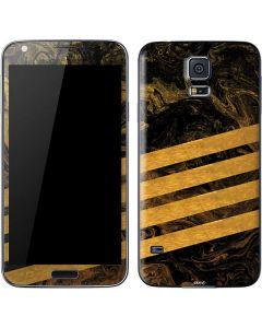 Striped Marble Galaxy S5 Skin