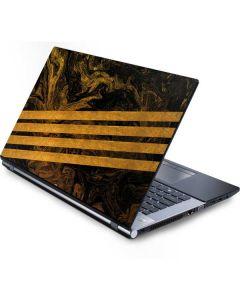 Striped Marble Generic Laptop Skin