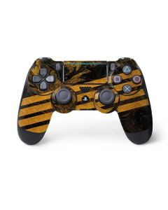 Striped Marble PS4 Pro/Slim Controller Skin