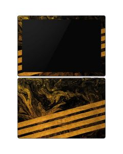 Striped Marble Surface Pro 6 Skin