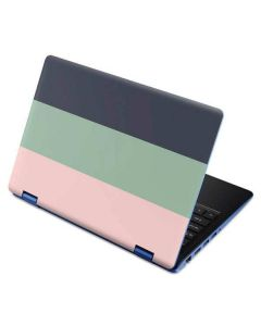 Striped Spring Colors Aspire R11 11.6in Skin