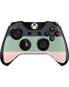 Striped Spring Colors Xbox One Controller Skin