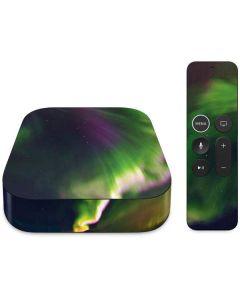 Stunning Northern Lights Apple TV Skin