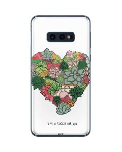Succa For You Galaxy S10e Skin