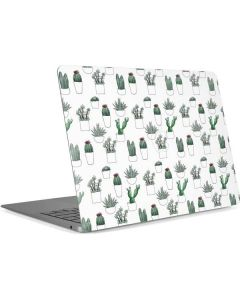 Succulent Pattern Apple MacBook Air Skin