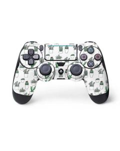 Succulent Pattern PS4 Pro/Slim Controller Skin