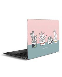 Succulent Sketch Zenbook UX305FA 13.3in Skin
