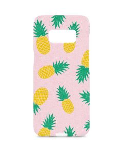 Summer Pineapples Galaxy S8 Plus Lite Case