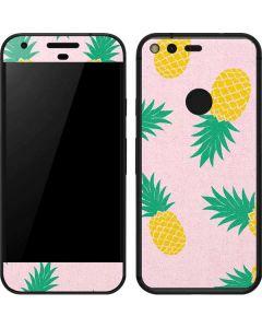 Summer Pineapples Google Pixel Skin