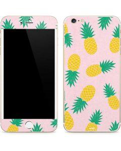 Summer Pineapples iPhone 6/6s Plus Skin