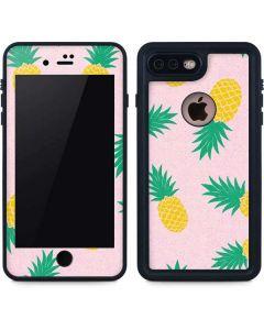 Summer Pineapples iPhone 8 Plus Waterproof Case
