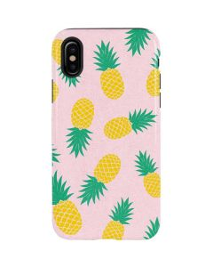 Summer Pineapples iPhone XS Pro Case