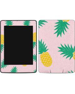 Summer Pineapples Amazon Kindle Skin