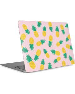 Summer Pineapples Apple MacBook Air Skin