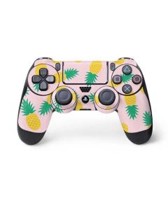 Summer Pineapples PS4 Controller Skin