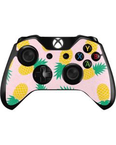 Summer Pineapples Xbox One Controller Skin