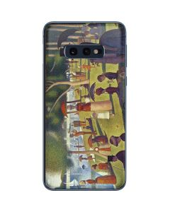 Sunday Afternoon on the Island of La Grande Jatte Galaxy S10e Skin