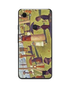 Sunday Afternoon on the Island of La Grande Jatte Google Pixel 3 XL Skin